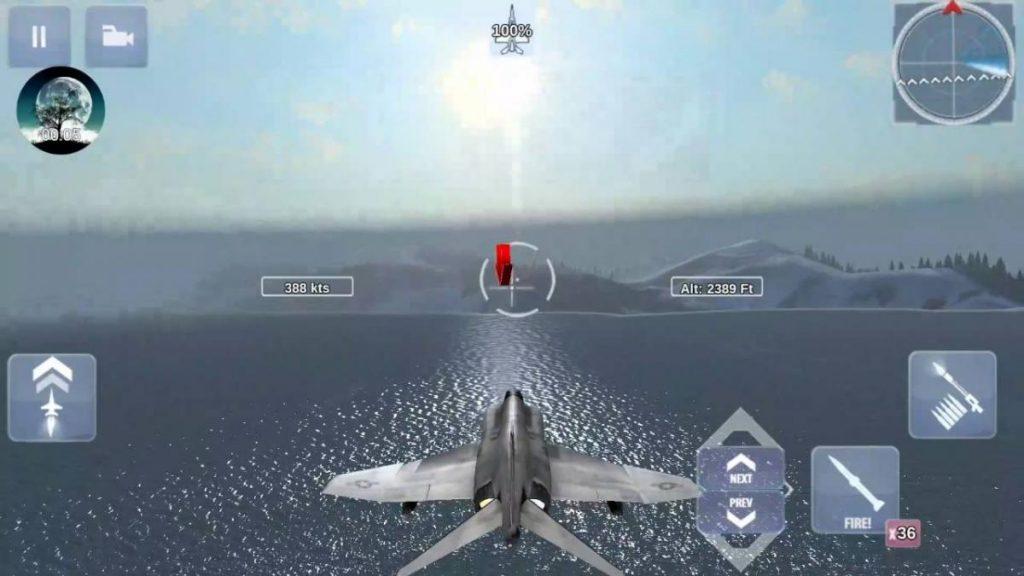 เกมส์ยอดฮิต เกมส์ยิงเครื่องบิน