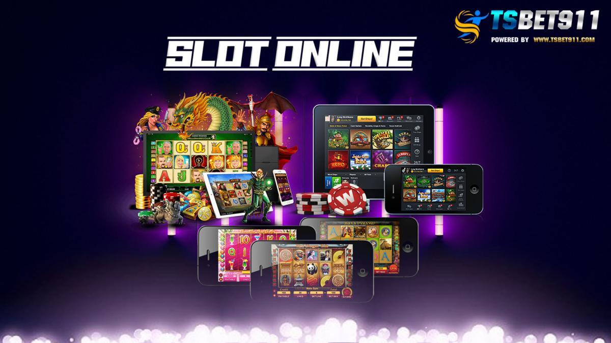 ตัวอย่าง Slot noline