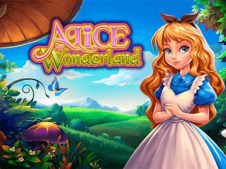 Alice-หน้าปกเกม